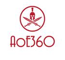 Aoe360 logo