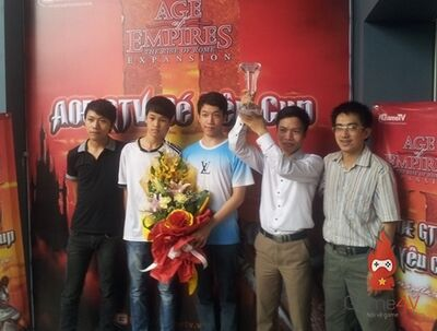 2012 Be Yeu Team GameTV