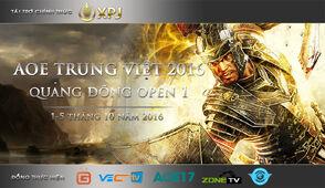 2016 Quang Dong open