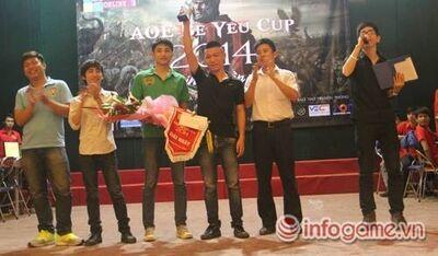 2014 Be Yeu Thai Binh