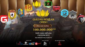 2019 NgheAn open 1