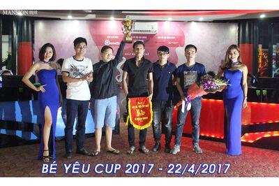 2017 Ha Noi BeYeuCup