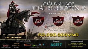 2016 Thaibinh Open 5