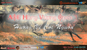 2015 hung Vuong open 3