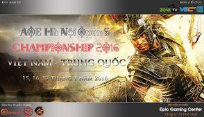 2016 Hanoi open 5