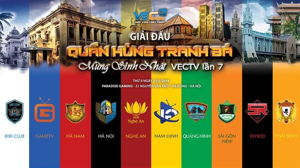 2018 Quan Hung Tranh Ba