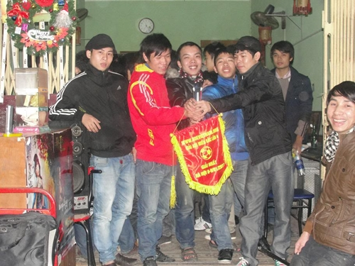 2011 Mien Bac 4 Team Ha Noi