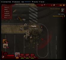 Zombie Troll striking