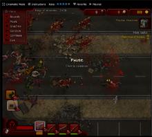 Zombie Troll on Detector
