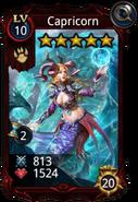 Capricorn creature card