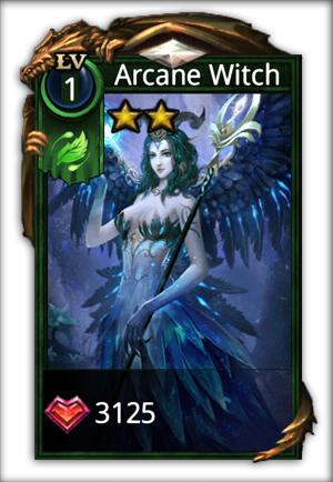 Arcane Witch