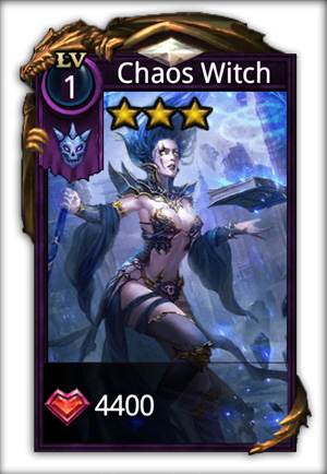 Chaos Witch