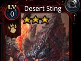Desert Sting