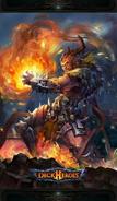 Flame Master backdrop