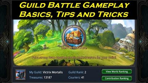 Deck Heroes Guild Battle Gameplay, Basics, Tips & Tricks