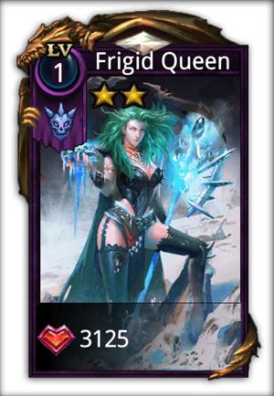 Frigid Queen