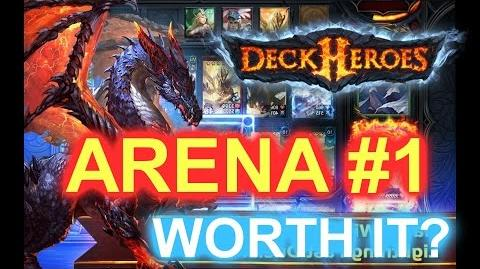 DECK HEROES Number 1 in Arena... Worth it?