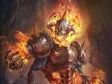 Burnt Fiend