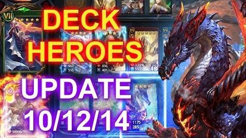 DECK HEROES Server Maintenance - Winter Update, Wiki & Reddit Discussion