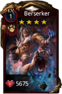 Berserker hero new look