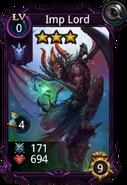 Imp Lord creature card