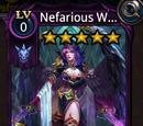 Nefarious Witch