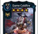 Dame Coldfire