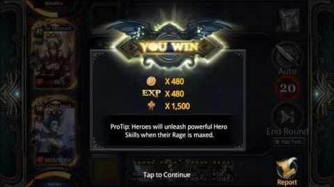 Free Glory Points By Using Revenge (Colosseum)