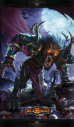Lycanthrope backdrop