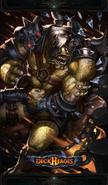 Cyclops backdrop