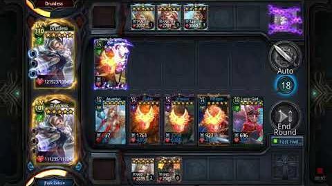 Deck Heroes - Diablo's Soul Burn