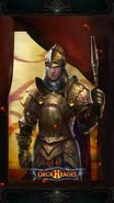 Empire Archer backdrop