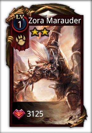 Zora Marauder