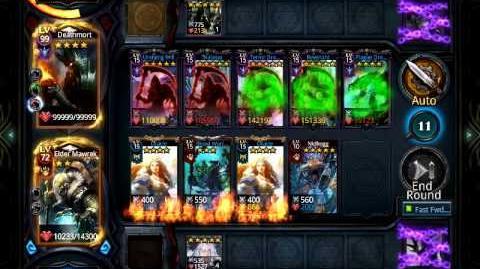 Deck Heroes Wow… just wow… mind blowingly wow O.o