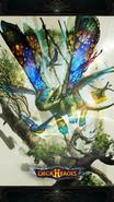 Pale Dragon backdrop