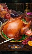 Turkey backdrop