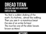 Dread Titan