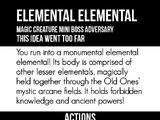 Elemental Elemental