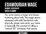 Eoamourian Mage