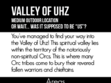 Valley of Uhz
