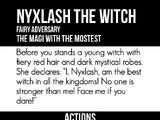 Nyxlash the Witch