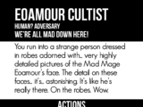 Eoamour Cultist