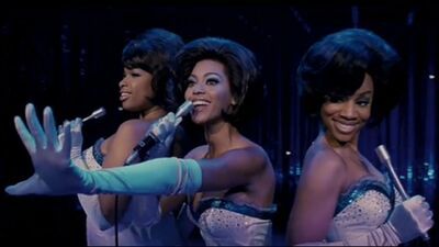 'Dreamgirls' Star: I Tripped During the Musical's Biggest Number!