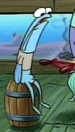 Krusty Krab Customer Fish 4