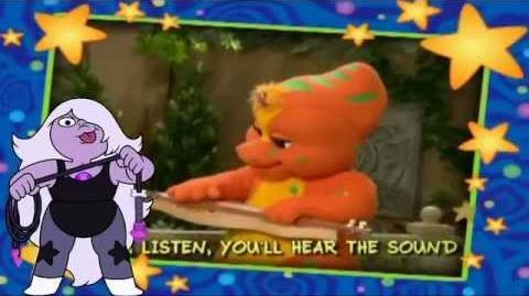 Steven Universe Singing Voices of the Voice Actors