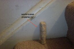 Hoppy dop.