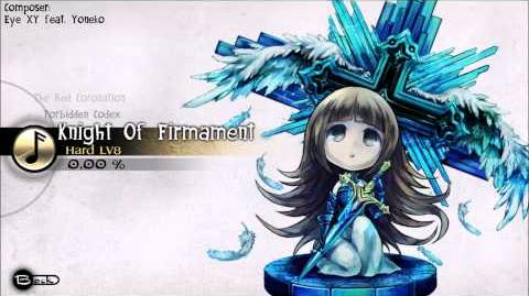 Deemo - Knight Iris collection 12 - Knight of Firmament (The Chevalier) with Lyric