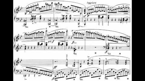 Chopin Ballade No.1 Performed by Arthur Rubinstein