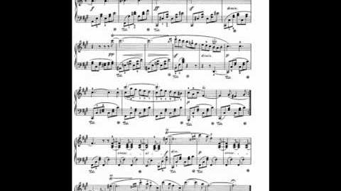 Barenboim plays Mendelssohn Songs Without Words Op.30 no.6 in F sharp Minor - Venetian Gondellied