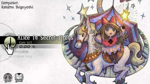 Deemo 2.3 - Kaname Shigeyoshi - Alice in Secret Circus